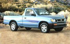 1995 Toyota Tacoma 2 Dr Standard Cab