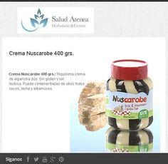 ¿Qué hace a esta crema tan irresistible? http://saludatenea.com/es/home/1131-crema-nuscarobe-400-grs-8710573341814.html
