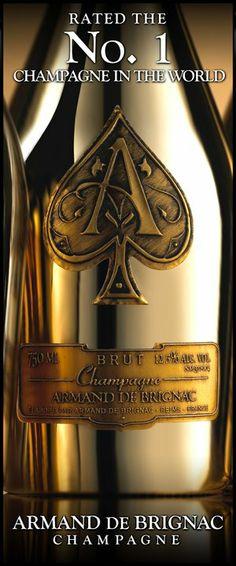 Brut Gold Champagne, Armand de Brignac