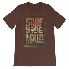 Surfside Beach South Carolina Unisex short sleeve t-shirt
