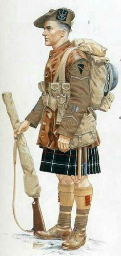 If your a soldier  at heart and scottish blood in your vanes this picture is for you