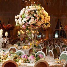 Fleurs de prestige fleuriste haut de gamme paris - Bouquet centre de table ...