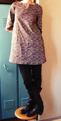 Dress F from Stylish Dress Book 1