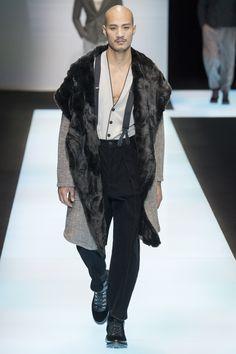 08af931806d Giorgio Armani Fall 2016 Menswear Fashion Show. Asian Men FashionMen s ...