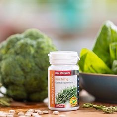 With May just over the horizon, get prepared with one of the most important minerals your body needs. Iron may benefit your immune system, cognitive function and energy production.⠀ ⠀  #fitspo #supplements #healthychoices #like4like #fitness #nutrition #instahealth #diet #exercise #healthyeating #healthyme #healthylife #fitfam # l4l #vitamins #iron #immumesystem #health #energy