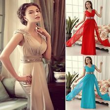 I can deff see my girls wearing this dress for my wedding whenever that day would ever be lol    2013 Korean Bridesmaid Formal Gown Prom Bridal Party Evening Cocktail Long Dress