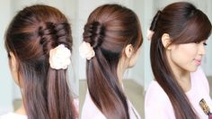 Bebexo Hairstyles & Makeup Reviews | A blog about everything beauty. Here you'll find many hairstyles with video tutorials, makeup reviews, and the occasional fashion posts.