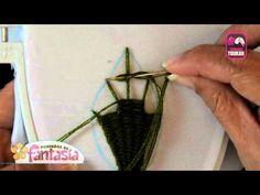 Cómo hacer el punto atrás, espero les sea útil. Más información en / more information: http://lluevediamantina.blogspot.com
