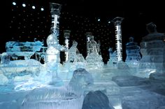 The Ice! exhibit will bring its chilly charms to the Gaylord Texan as part of the hotel's Lone Star Christmas celebration. This time around, the...