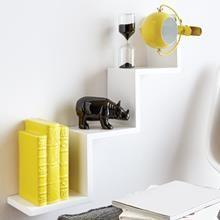 1000 ideas about zig zag wall on pinterest wall shelves - Etagere zig zag ...