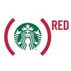 Starbucks x promo with (Red) cosponsor, foursquare in June 2012 around (RED)RUSH TO ZERO. From June 1 - 10, (RED) teamed up with foursquare for (RED)RUSH to put social media actions to work in the fight against AIDS. For 10 days, Starbucks contributed $1 on every check-in at Starbucks stores in the US & Canada - up to $250,000 - and hit its goal 2 days early