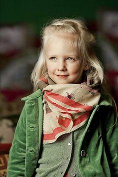 Scandinavian kids' fashion.