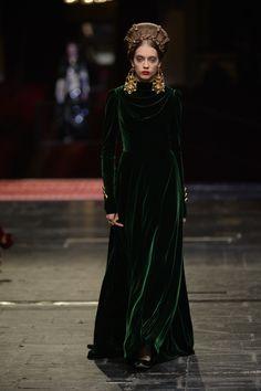 Défilé Dolce & Gabbana Alta Moda Haute Couture printemps-été 2016 48