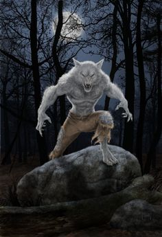 werewolf art adams - Google Search