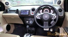 Honda Brio Modifikasi SQ #BosMobil #caraudio