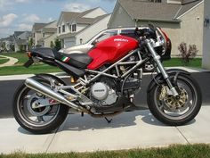 Photo by Travis King Ducati Monster 750, Hot Rods, Monsters, Motorcycles, Bike, Cars, Motorbikes, Bicycle, Autos