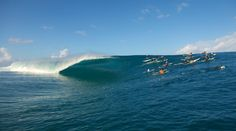BILLABONG PRO TAHITI: DAY ONE | SURFLINE.COM