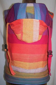 Custom Kindercarry Wrap Conversion by Kinderpack and Kindercarry, via Flickr  Drool: I've never cared before I saw this!