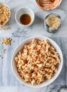 New year, new snacks. Over the last year, Eddie and I have become serial popcorn eaters. It's weird, because neither of us cared for popcorn much in previous years – however I didn't hate going to the movies and doing some damage on that disgustingly wonderful buttered bag of emotions. Pumps of butter, what?! MY OTHER …