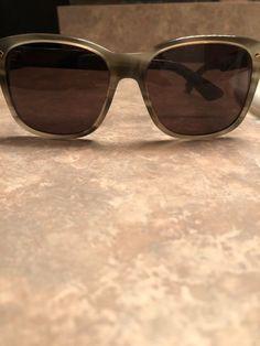 576028112c87 Gucci GG0050S unisex sunglasses green gold in color new with minor scuffs   fashion