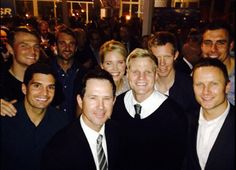 Our Relaunch Party of our new directors was incredible last night!!  Few familiar faces present – Former #cricket #legend, Ricky Ponting, Saints Captain, Nick Riewoldt and wife, Catherine, Jack Riewoldt, #Brownlow winner, Jobe Watson, Matthew Richardson, and Brendon Goddard!  #rickyponting #jobewatson #nsrsports