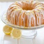 Moist Lemon Bundt Cake | Amy Kay's Kitchen