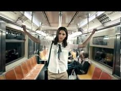 """Rafael Valentino in the Levi's """"Go Forth 2012"""" Commercial - YouTube"""