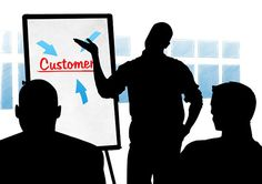 Customer Service What is Customer Retention? - Guides for Customer Service Person Silhouette, Relationship Marketing, Crm System, How To Attract Customers, Business Opportunities, Customer Service, Customer Experience, Customer Support, Internet Marketing