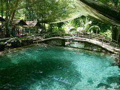 Ardent Hot Spring: Camiguin, Philippine