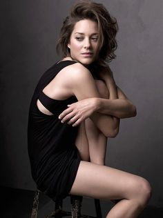 Marion Cotillard by Mark Seliger