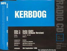 "fotografie e altro...: Kerbdog ""Sally"" - Radio CD - Promo"