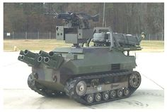Gladiator Tactical Unmanned Ground Vehicle | NEWS LETTER
