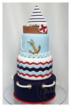 Bonjour à tous !  Lorsque c'est l'anniversaire d'un petit garçon, on doit faire preuve d'imagination pour réaliser un beau gâteau 100% baby boy. Mais ce n'est pas toujours évident !  Voilà donc 7 modèles de gâteaux à …
