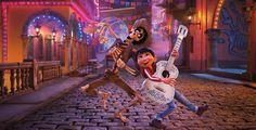 Disney Pixars Coco - Der Animationsfilm handelt von dem mexikanischen Jungen Coco, der mit seinem Hund Dante durch einen Zufall in das Land der Toten gerät.