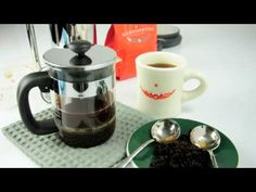 How to make french press coffee if you're a total coffee geek.