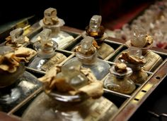 Medicine Chest, Museum of the History of Science, Oxford.