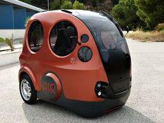 Airpod — a car that runs on compressed air