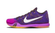 f7fb366eca91 ... best cheap 0e376 f2e8f Nike Kobe 10 X Elite Grand Purple Team  Basketball Shoes 718763 505 ...