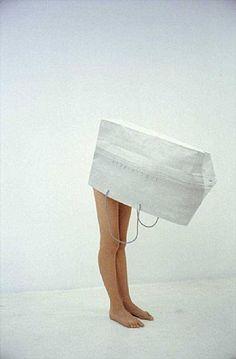 one minute sculptures Wurm 1997