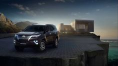 Hd Wallpaper Toyota Fortuner 2014 White Color Hd Wallpaper Cars