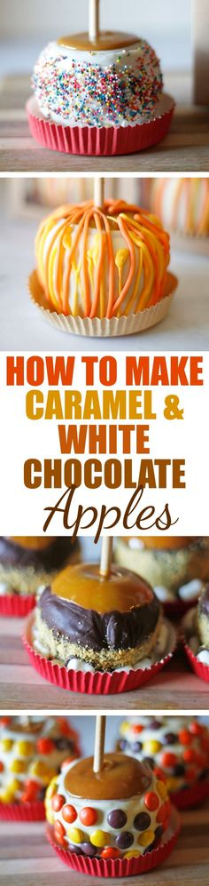 Gourmet Caramel and