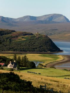 Mackay Country Tongue, Scotland, beautiful!