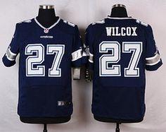 Dallas Cowboys J.J. Wilcox GAME Jerseys