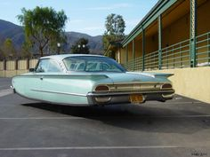 1960 Galaxie Starliner