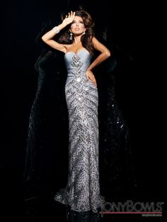 Tony Bowls Evenings TBE11300 #Beautiful #Tony #Bowls #Evening #Gown #Perfect for #Prom. Comes in multiple colors #Dress