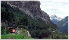 Kicking Horse Pass, British Columbia