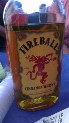 Cinnamon whisky