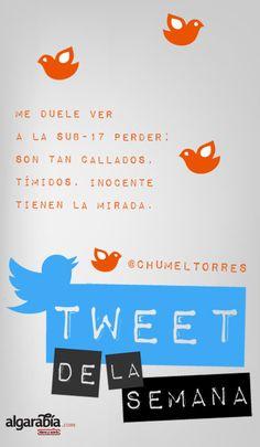 #TweetDeLaSemana por @ChumelTorres