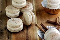 Cinnamon Roll Macarons | Tasty Kitchen: A Happy Recipe Community!