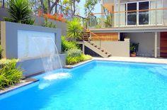 huge pool in my dreamhouse